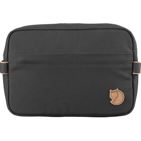Fjällräven Travel Toiletry Bag dark grey